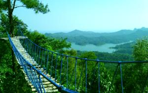 kalibiru_bridge